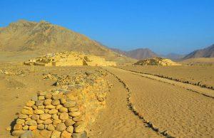 arheološki kompleks caral