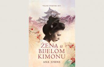 Žena u bijelom kimonu