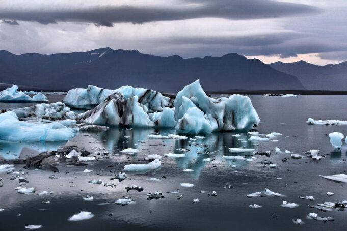 ledenjaci se otapaju