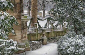 pariz zimi