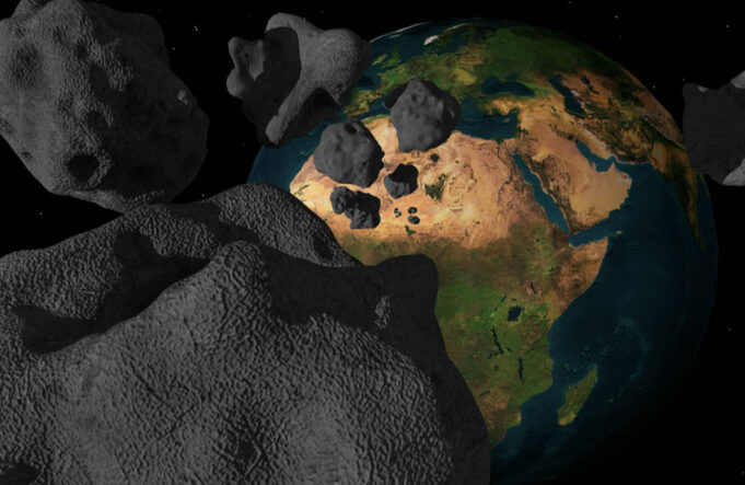 udar asteroida